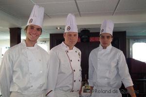 Les cuisiniers du pont C