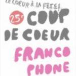 COUP DE COEUR FRANCOPHONE RECOIT LE PRIX ACADIE-QUÉBEC 2011