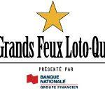 Les Grands Feux Loto-Québec au Parc de la Chute Montmorency