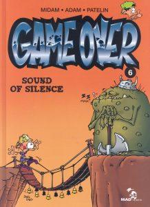 Couverture de la BD Game Over Tome 6 Sound of Silence