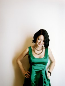 La chanteuse jazz sera de passage à Saint-Hyacinthe