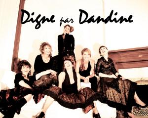 MARIE-CHANTAL PERRON lancera DIGNE par DANDINE le 14 novembre 2011