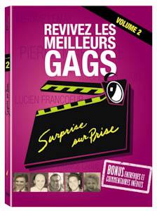 Surprise sur prise Volume 2 - sur DVD !
