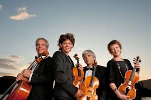 Quatuor Alcan : spectacle de musique classique à Tadoussac