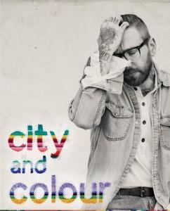City and Colour - 18 février 2012 - Grand Théâtre de Québec