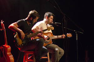Jason et Mathieu Létourneau