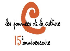 Les 15e Journées de la culture du 30 septembre au 2 octobre