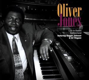 OLIVER JONES - Live in Baden Switzerland