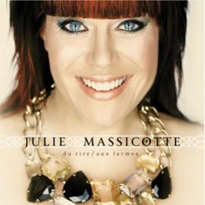 Du rire aux larmes par Julie Massicotte