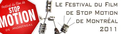 3e Festival du Film de Stop Motion de Montréal - 3 jours de rencontres et de découvertes animées!