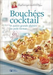 Bouchées cocktail: Les plaisirs gourmands de Caty