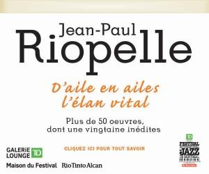 Jean-Paul Riopelle, du 13 octobre au 24 décembre 2011.