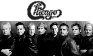 groupe CHICAGO le 1er février 2012, au Théâtre St-Denis.