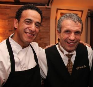 Le chef : Djamel Bouazza et Maxime