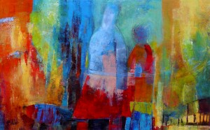 Lise Bolduc acrylique