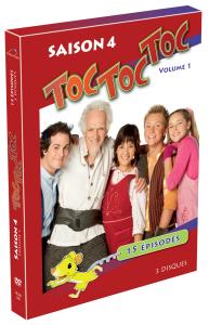 Toc Toc Toc en coffret DVD de la saison 4! Dès le 1er novembre 2011
