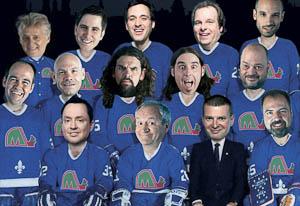 Le 16 octobre prochain à 20h, les meilleurs humoristes débarquent sur la scène de la salle Albert-Rousseau, Juste pour rire avec Québec !