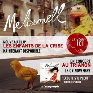 En concert, au Trianon de Paris le 9 novembre