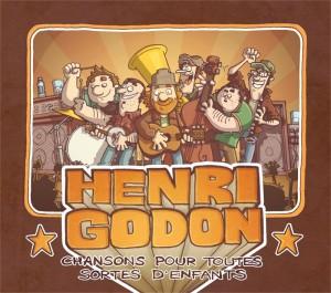 Henri Godon : Chansons pour toutes sortes d'enfants