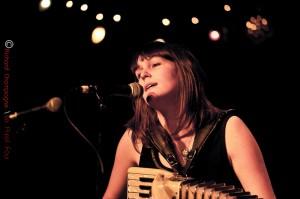 Amélie (accordéon et clavier)
