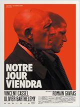 NOTRE JOUR VIENDRA le mardi 18 octobre prochain dans le cadre du Festival du nouveau cinéma