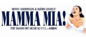 MAMMA MIA! Du 3 au 8 janvier 2012 - PDA