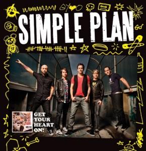 Simple Plan au Centre Georges-Vézina en février!