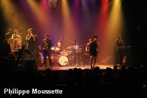 Marie Christine et le Groovy Orchestra