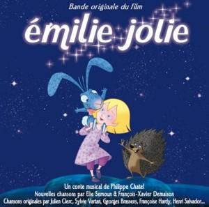 EMILIE JOLIE « Bande Originale du Film »