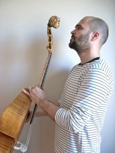 Pierre-Yves Martel (concert Constantinople)