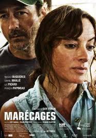 MARÉCAGES, le lundi 12 décembre à 19h30 à l'ancien cinéma Taché. Avec Pascale Bussières, Luc Picard, François Papineau et Angèle Coutu.