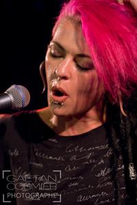 La Chanteuse Dilana