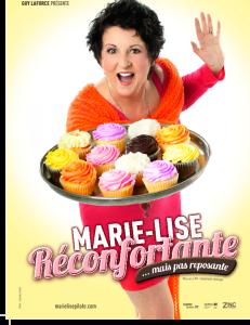 Marie-Lise Pilote de retour sur scène!