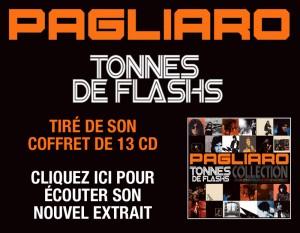 13 CD de la légende du rock québécois, Michel Pagliaro.