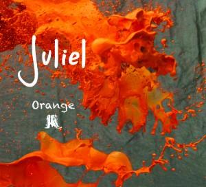 Pochette Orange de l'album Orange Blue