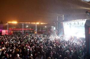 Igloofest 2012