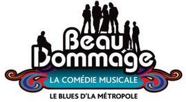 Beau Dommage, la comédie musicale Le Blues d'la métropole de retour au Théâtre St-Deni du 30 novembre au 4 décembre 2011