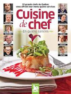 Je cuisine : Cuisine de chef