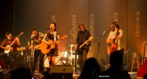 Le Pascale Picard Band au Club Soda, le 24 Novembre 2011