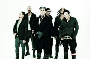 Rammstein / 1er mai 2012 / Centre Bell