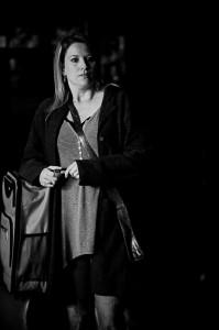 Laurier Station / Sophie Dion dans le rôle de Nathalie
