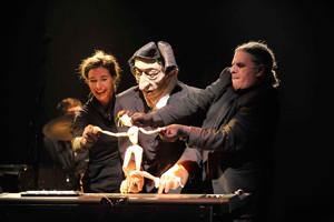 Cabaret Gainsbourg en décembre à la Cinquième Salle