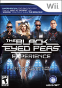 Studio Party Time chorégraphie le jeu The Black Eyed Peas Experience