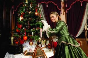 belles décorations de Noël. Du mercredi au dimanche, de 10 h à 17 h.