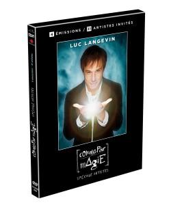 DVD Comme par magie de Luc Langenvin