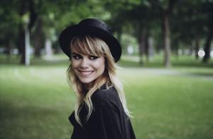 Blonde le 29 septembre 2012