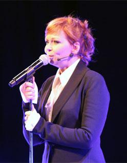 Claudine Mercier