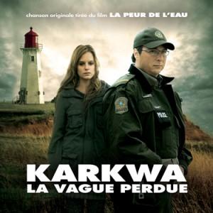 KARKWA signe la chanson originale du film LA PEUR DE L'EAU