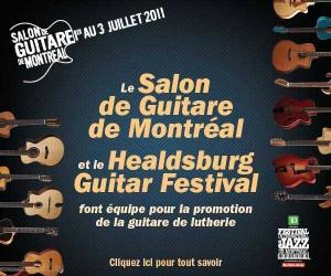 Salon de Guitare de Montréal