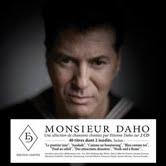 Daho - Monsieur Daho